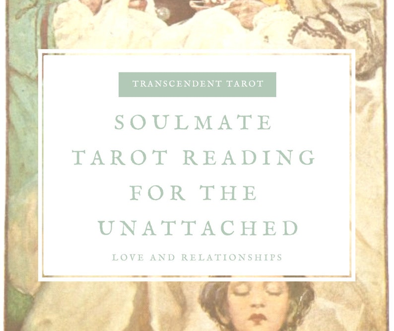 Soulmate Tarot Reading | Single | Relationships | Divination | Same Day  Psychic | Tarot Reader | Fortune Teller | Fast Psychic Reading | PDF