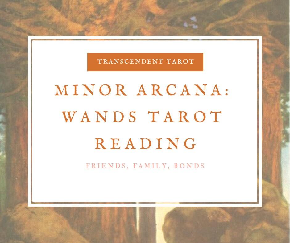 Minor Arcana: Wands Tarot Reading