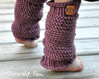 Michelle Leg Warmer Crochet Pattern pdf