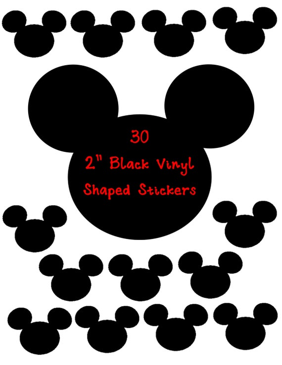 Sale 28 2 inch Shaped Stickers Envelope Seals, Party Favors, Party Glasses, Unlimited Possiblities