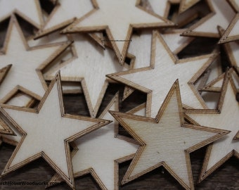 "500 ~ Rusty Barn Stars 2.25 in 2 1//4/"" Country Rusted Rust ~ BULK CRAFT SUPPLY"
