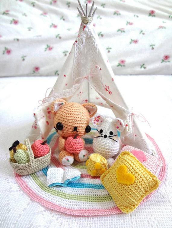 Cat Amigurumi Pattern Amigurumi Crochet Pattern Crochet Cat Etsy