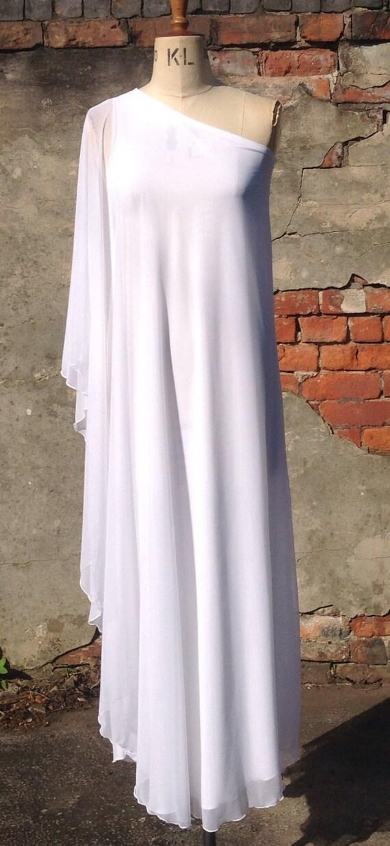 Baylis /& Knight BLACK Satin Long MAXI Halter Gown Dress Classic 70s Studio 54