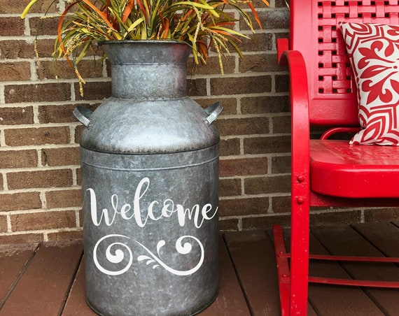 Welcome patio decor, front porch decor, patio furniture, backyard patio, outdoor decor-porch designs-house number-house number plaques