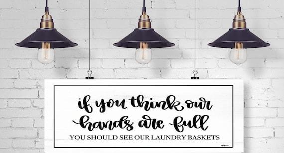 Laundry Room Sign - Laundry Print - Laundry Room Decor - Utility Room - Laundry Sign -Laundry Room - Laundry Room Decor - Utility Room Sign