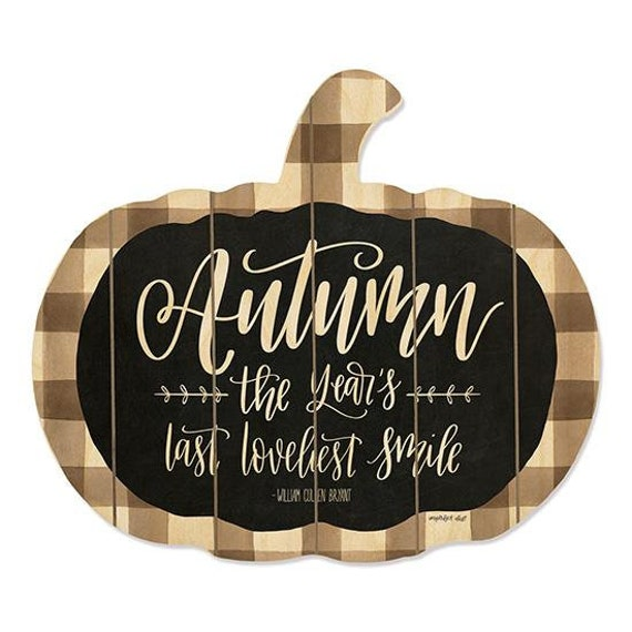 Autumn wood pumpkin cutout Sign- Rustic Pumpkin Sign- Pumpkin Decor-Rustic Fall Decor- Autumn Decor-Farmhouse Style- Farmhouse Fall Decor