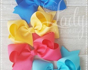 Camp MJC release 2- Made to Match Matilda Jane-hairbow bundle-Custom Hairbows-bows for babies-Little girl hair-bows-boutique hair-bows-bows-