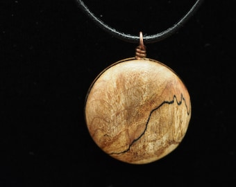 Spalted Maple Burl Wrap