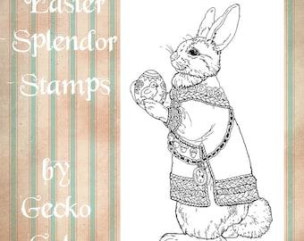 Easter Splendor Digital Stamps