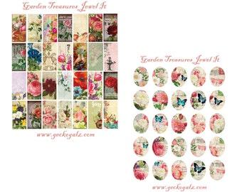 Garden Treasures Jewel It Collection