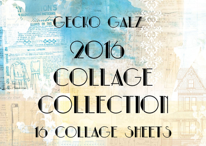 2016 Collage Collection Kit image 0