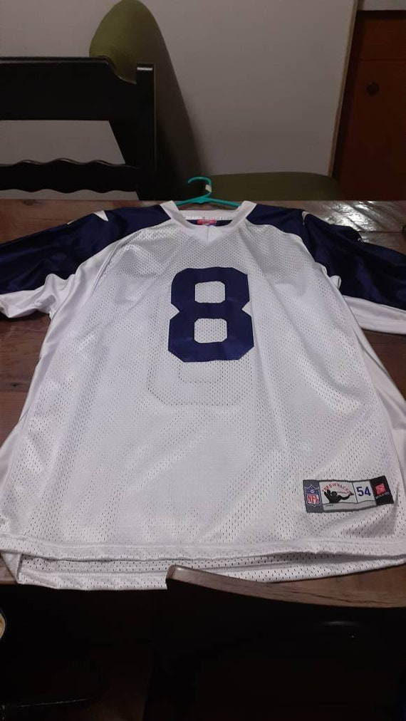 Vintage dallas cowboys aikman football jersey