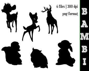Alice au pays des merveilles Silhouettes / / Disney