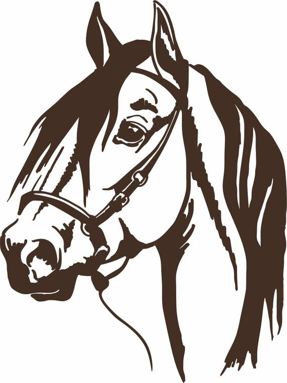 Cowgirl Cowboy Horse Rodeo Western Car Truck Window Laptop Vinyl Decal Sticker