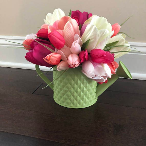 Tulip Decorations Mothers Day Gift For Mom Gardening