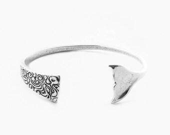 Ariel Mermaid Cuff Bracelet