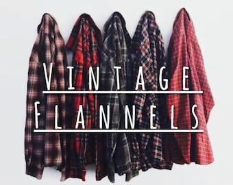 Vintage Oversize Flannel Shirt, Distressed Flannels, Bridesmaid Flannel, Flannel Shirt, Oversized Flannels, 90s Grunge Clothing