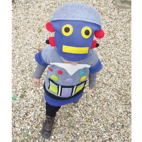 sc 1 st  Etsy & Music Robot Costume For Kids Little Einsteins Robot Children