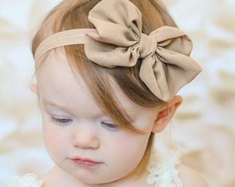 PICK 4 Baby Bow HeadbandsBaby HeadbandNewborn HeadbandBaby Girl HeadbandSmall Baby HeadbandLittle Baby HeadbandHeadbandSmall BowBaby