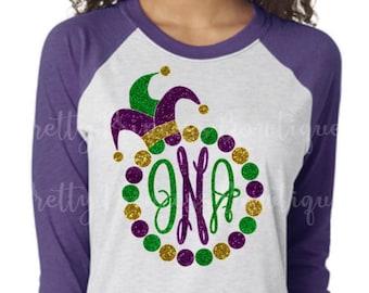 Mardi Gras Shirt, Mardi Gras T Shirt
