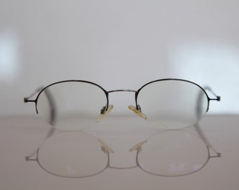 51468da1d743f Half rimless glasses