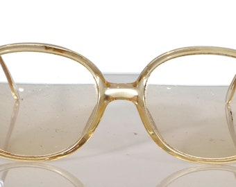 ff4d91bc1d20 Vintage RODENSTOCK EXCLUSIV 336 A135 CP03, Crystal Golden Frame, Rx-Able Prescription  lenses . Rare Piece. Made in Germany