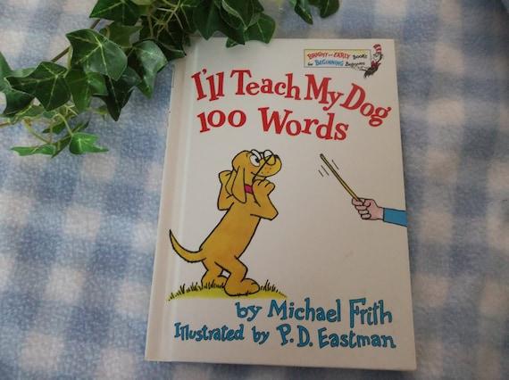 i ll teach my dog 100 words frith michael