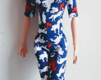 "jumpsuit  for 15""  City Girls (tonner)"