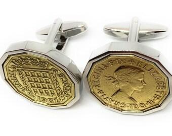64th Cumpleaños 1956 Gemelos Moneda Irlandesa