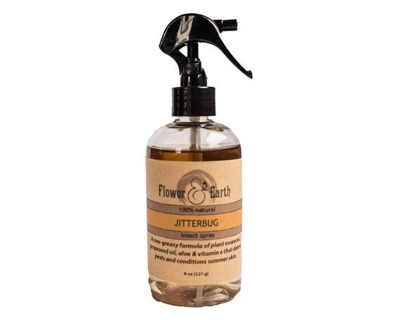 Jitterbug All Natural Bug Spray With Cedar Lavender Etsy