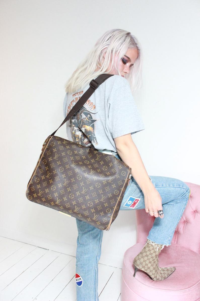 5e6f31e74a30 Louis Vuitton Monogram Abbesses Messenger Bag