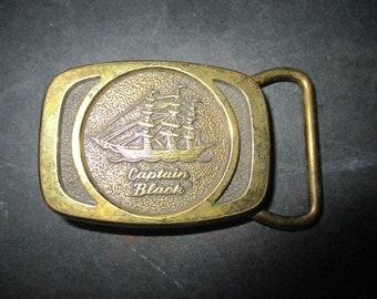 Mushroom Belt Buckle w//pipe