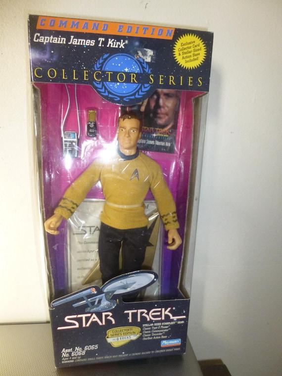 Pull-Neuf /& Officiel Star Trek-Kirk vs Kirk Hommes Ras Du Cou Sweat