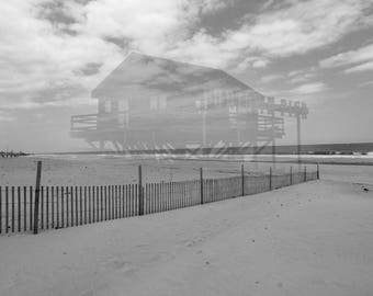 Ghost of Fun town Pier Seaside Park