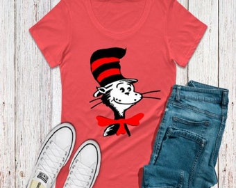 Dr Seuss Shirts For Teachers Etsy