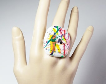Rings with Attitude