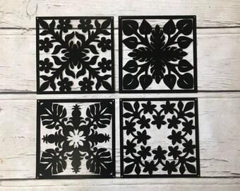 Hawaiian quilt etsy