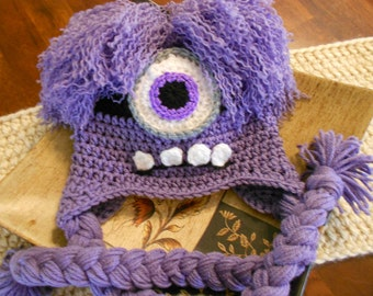 Crochet Kids Hat Etsy