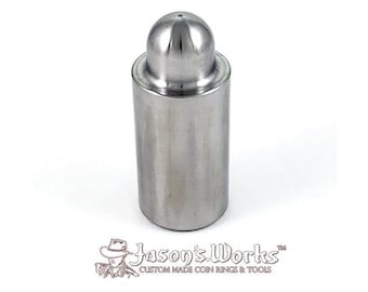NEW! Single Bell Dapping Punch (Choose Your Size)