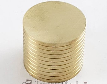 NEW! BIG BOY Swede Single Brass Plungers (Choose your size)