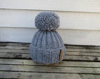 ... beanie  crochet baby hat crochet hat baby hat baby bonnet crochet  bonnetnewborn baby hat pompom hat baby d2dcda92b05
