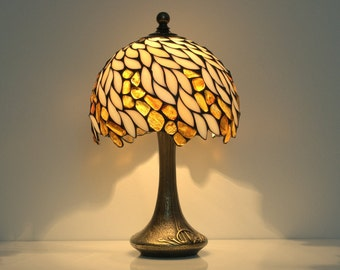 Awesome Tiffany Lamp. Stained Glass Lamp. Table Lamp. Bedside Lamp. Tiffany Style  Lamp