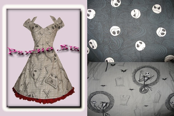 Design Your Own Nightmare Before Christmas