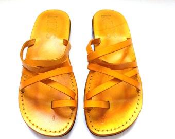 80f4fd1b4ed3 Ladies Leather Sandals