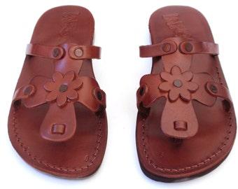 15ea6d3ccdbd Handmade Leather Women s Sandals