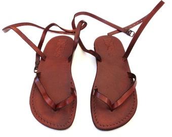 990094ffec7f Ladies Leather Sandals