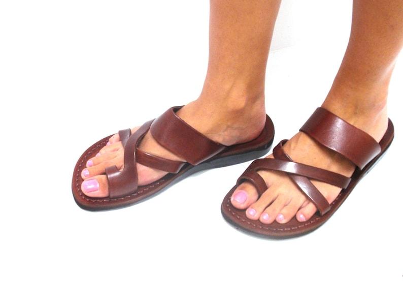 6e91d90f6d5 Flip Flops Jesus Classic Ladies Sandals Gladiator Grecian