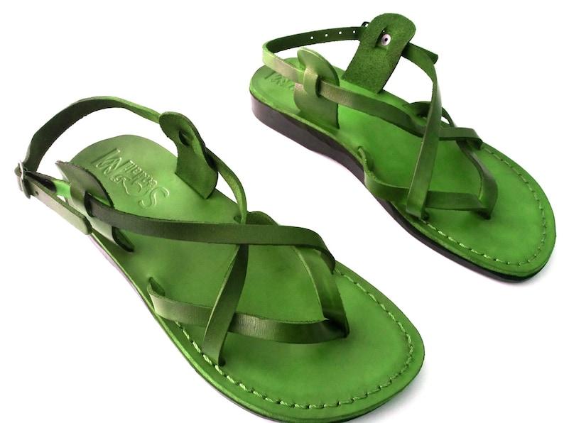 24cff0f1e06 Flip flops Jesus Classic Ladies Sandals Gladiator Grecian