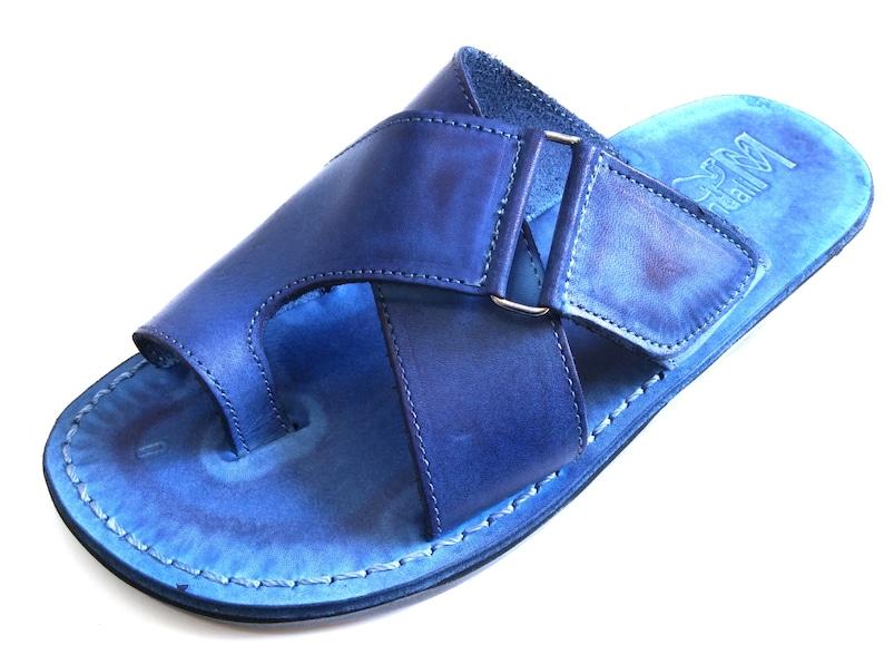cabe661588e Leather Flip Flops Hermes Flat Summer Sandals Greek style