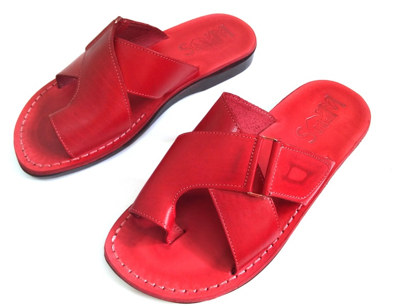 Jesus Summer Sandals BROOKLYN Comfortable Slide Sandals Beach Summer Spartan Grecian Sandals Men/'s Greek Ancient Classic Leather Sandals